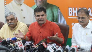 Jammu And Kashmir: Ravinder Raina, State BJP Chief, Tests COVID-19 Positive
