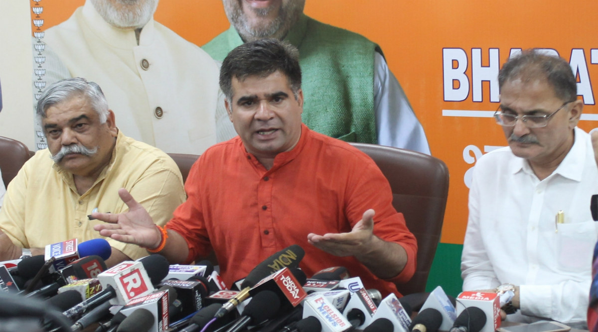 Jammu & Kashmir: BJP Wants Newly Elected J&K Block Chairpersons to Follow 'Khidmat-e-Khalq' Principle of Prophet Muhammad