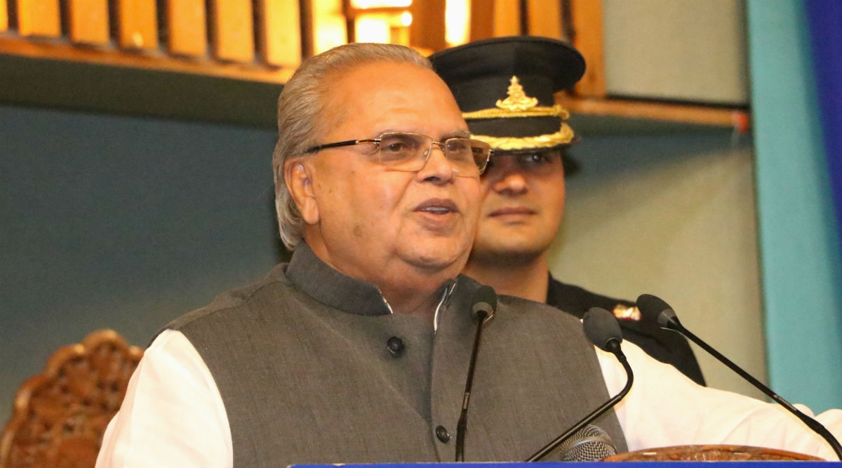 Jammu And Kashmir Governor Satya Pal Malik Warns Pakistani Terrorists, Says 'Will Go Inside to Completely Destroy Terror Launch Pads'