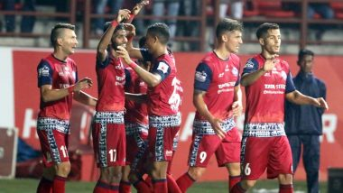 Jamshedpur FC vs Chennaiyin FC, ISL 2019–20 Live Streaming on Hotstar: Check Live Football Score, Watch Free Telecast of JFC vs CFC in Indian Super League 6 on TV and Online