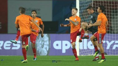 ISL 2019-20 Result: Sergio Castel's Late Goal Helps Jamshedpur FC to Beat Odisha 2–1