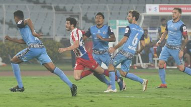 Jamshedpur FC vs Hyderabad FC, ISL 2019 Live Streaming on Hotstar: Check Live Football Score, Watch Free Telecast of JFC vs HYD in Indian Super League 6 on TV and Online
