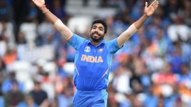Jasprit Bumrah Turns Nostalgic, Recalls Struggling Days When He Could Only Afford 'One Pair of Shoes & T-Shirt' (Watch Video)