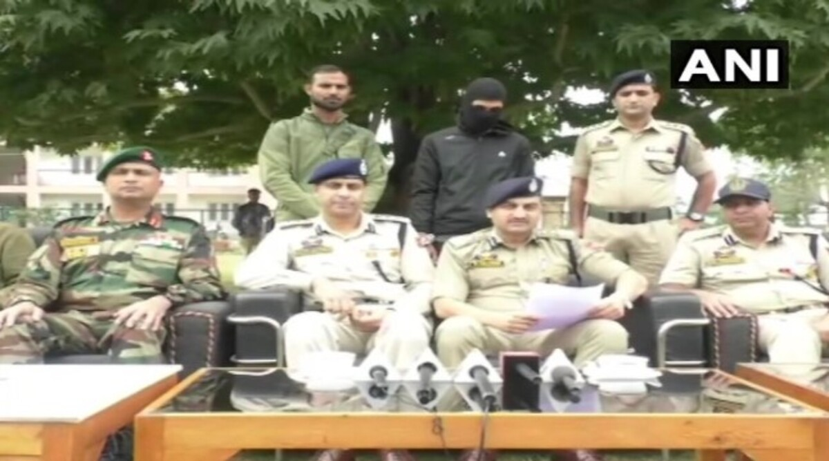 Jammu and Kashmir: JeM Terrorist Arrested in Baramulla, Arms and Ammunition Recovered