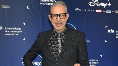 Jeff Goldblum Fears Saying Goodbye to His Children and What It Is Like to Be an 'Older' Father