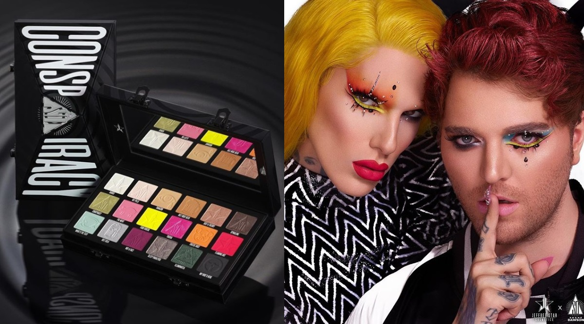 Conspiracy Cosmetics: Shane Dawson X Jeffree Star Palette All Set To Debut In The Market On November 1!