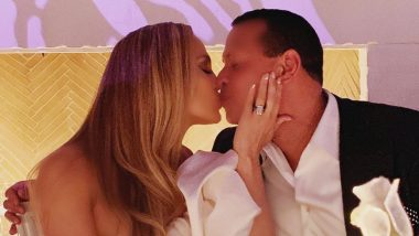 Jennifer Lopez And Alex Rodriguez Hosted A Lush Engagement Party And This Is How It Went Down - Read Details