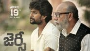 Jersey: All You Need to Know About the Telugu Sports Drama and Where You Can Watch it Before the Release of Shahid Kapoor's Hindi Remake