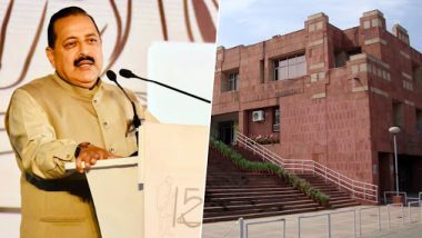 Article 370: Jitendra Singh Recalls Jawaharlal Nehru's Decision to Repeal Temporary Provision From Jammu and Kashmir, Asks JNU Students to Stop Opposing Centre