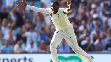 ENG vs PAK 1st Test 2020 Day 1: Jofra Archer, Chris Woakes Put Visitors on Back Foot at Lunch