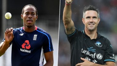 Jofra Archer and Kevin Pietersen Engage in a Hilarious Twitter Banter, Both Challenge Each Other for a Game of Cricket