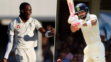 Jofra Archer's Tweet Foretold Virat Kohli's Double Hundred During India vs South Africa 2nd Test? Check Out This Old Tweet!