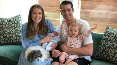 John Isner and Madison McKinley Welcome 2nd Child 'John Hobbs Isner', See Photo of US Tennis Star's Cute Baby Boy