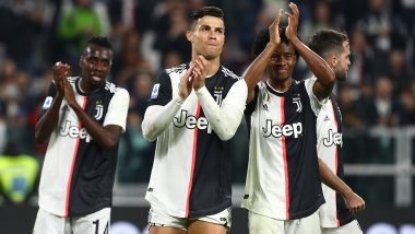Cristiano Ronaldo Set to Make 1000th Senior Appearance As Juventus Announce 21-Man Squad for Match Against SPAL in Serie A 2019–20