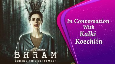 Everything Around Us Is an Illusion, Says 'Bhram' Actress Kalki Koechlin