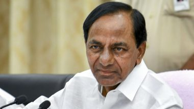 Coronavirus Outbreak in Telangana: KCR Announces Pay Cut For Government Employees to Combat COVID-19 Menace