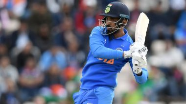 KL Rahul's 51-Ball 80 Guides Hosts to 340/6 in IND vs AUS 2nd ODI 2020, Twitterati Applauds the Batsman's Brilliant Knock