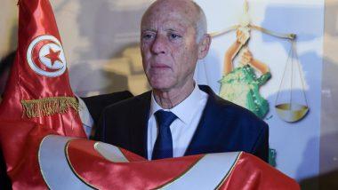 Tunisian President Kais Saied Sacks PM Hichem Mechichi, Freezes Parliament