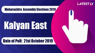 Kalyan East Vidhan Sabha Constituency in Maharashtra: Sitting MLA, Candidates For Assembly Elections 2019, Results And Winners