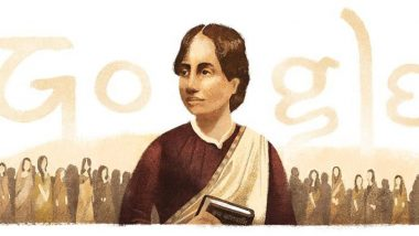 Kamini Roy's 155th Birth Anniversary: Google Doodle Honours Bengali Poet, Feminist And Social Reformer!