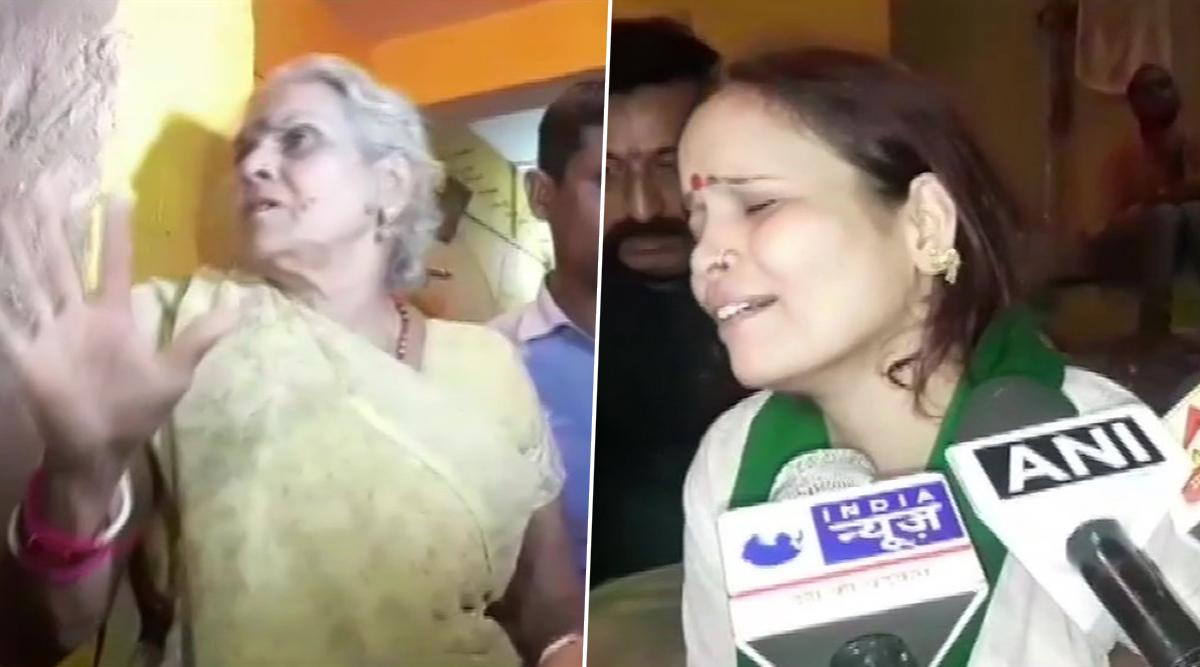 Uttar Pradesh: Kamlesh Tiwari's Wife Threatens Self-Immolation, Family Says Won't Cremate Body Till CM Yogi Adityanath Visits Them
