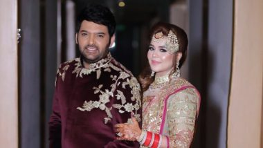 Kapil Sharma Makes Advance Plans for The Kapil Sharma Show as He Wants to Spend More Time with Wife Ginni Chatrath in Her Last Trimester