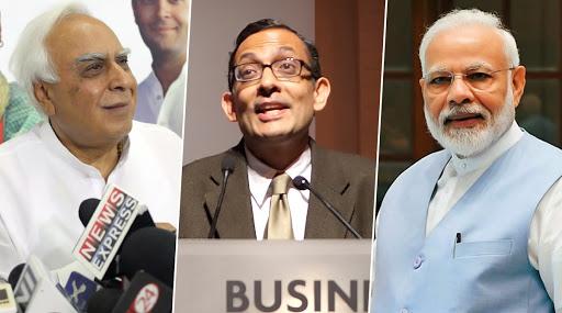 Kapil Sibal Takes a Jibe at PM Narendra Modi by Quoting Nobel Laureate Abhijit Banerjee, Advises Him to go For 'Less Photo-Ops'
