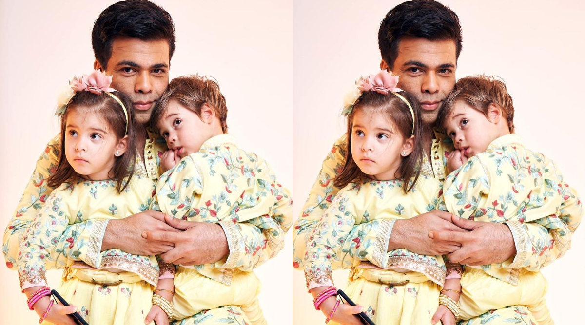 Karan Johar's Son, Yash Just Called him 'Karan Joker' and we Think it's a bit Embarrassing and Adorable at the Same Time