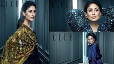 Kareena Kapoor Khan Exudes an Aura of Class in Elle India Magazine's October 2019 Cover Shoot (View Pics)