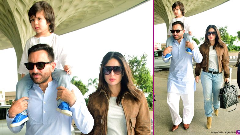 Kareena Kapoor Khan Feels Taimur Needs to Be With His Parents at a Place Where They Are Not Recognised