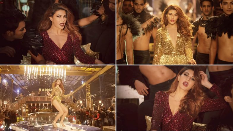 Karma Song from Drive: Jacqueline Fernandez's Peppy Track Will Make you Rock 'n' Roll (Watch Video)