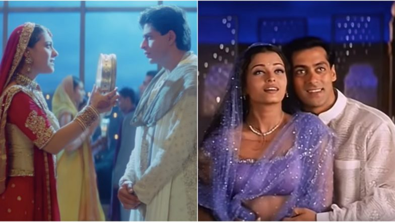 Karwa Chauth 2019: Bollywood Songs That Perfectly Capture the Essence of This Festival (Watch Videos)