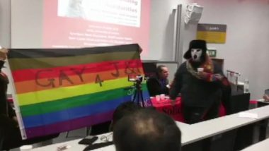'Gay For J&K, Article 370 is Homophobic': LGBT Activists Storm Kashmir Event in London