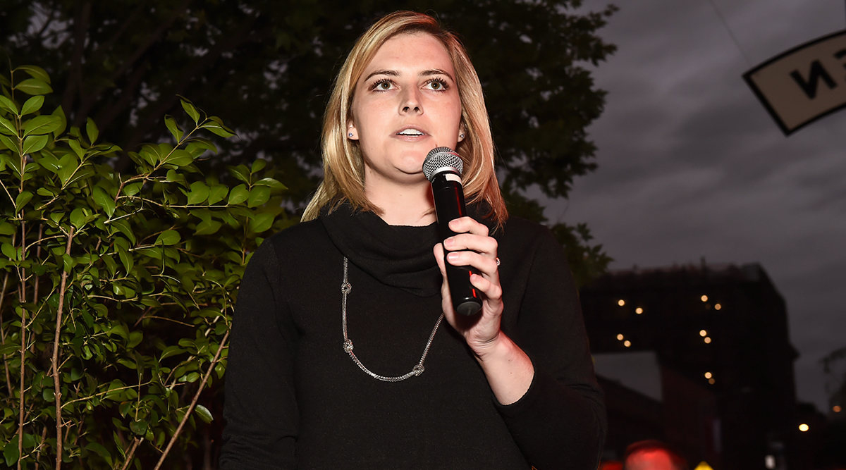 US Congresswoman Katie Hill Resigns After Nude Pics and 'Throuple' Relationship With Staffer Morgan Desjardins and Ex-Husband Comes to Fore