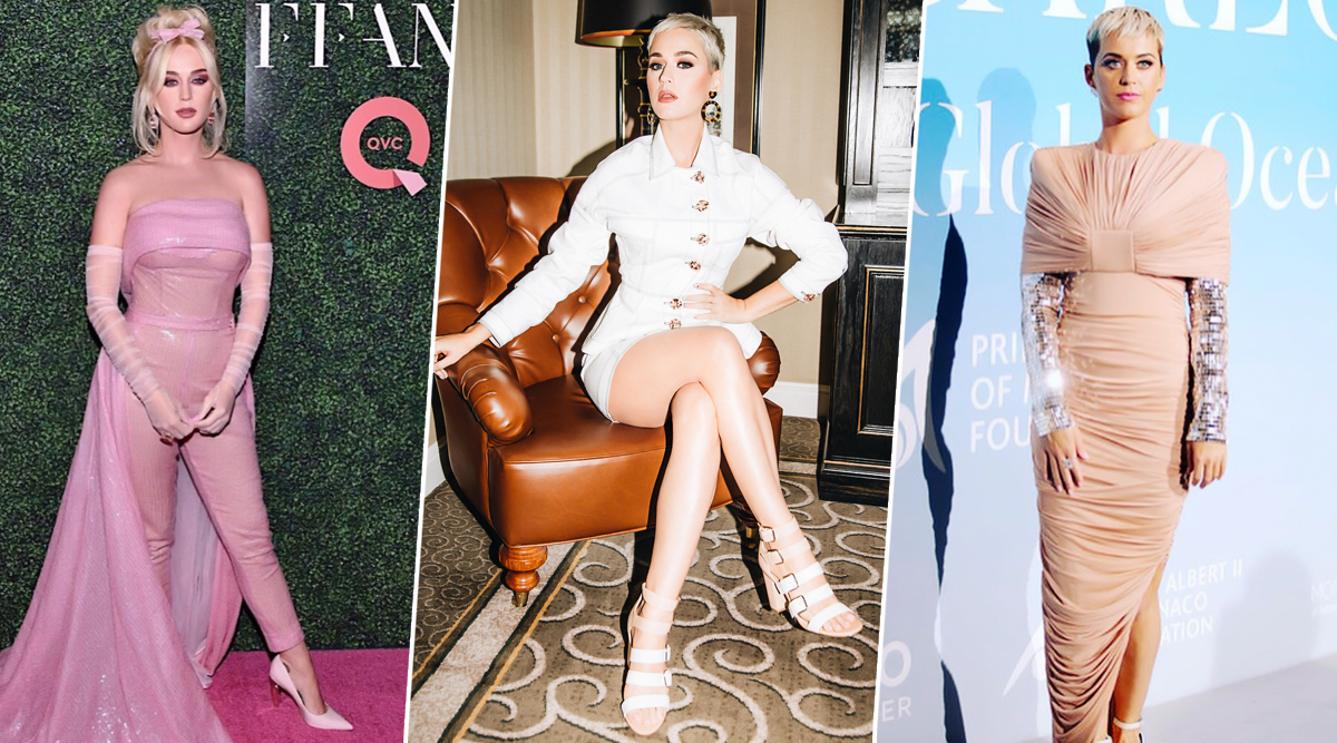 Happy Birthday Katy Perry: Just Some Pictures of the 'Harleys in Hawaii' Singer to Give You Fashion Goals
