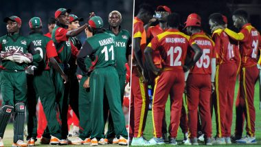 Live Cricket Streaming of Kenya vs Singapore, ICC T20 World Cup Qualifier 2019 Match on Hotstar: Check Live Cricket Score, Watch Free Telecast of KEN vs SIN on TV and Online