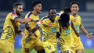 Kerala Blasters FC vs FC Goa, ISL 2019-20 Live Streaming on Hotstar: Check Live Football Score, Watch Free Telecast of FCG vs KBFC in Indian Super League 6 on TV and Online