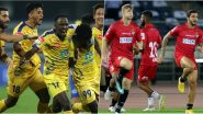 KBFC vs ATK Head-to-Head Record: Ahead of ISL 2019 Clash, Here're Match Results of Kerala Blasters vs Atletico de Kolkata Last 5 Encounters in Indian Super League