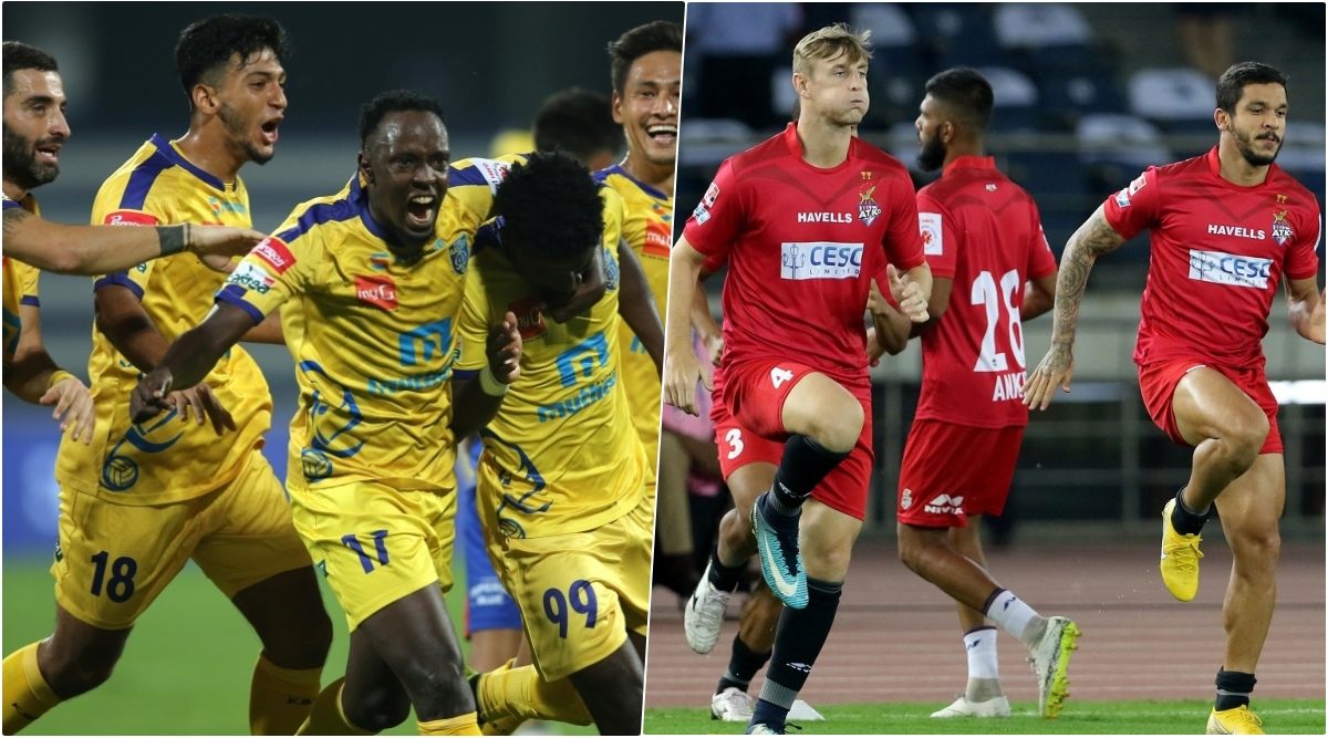 KBFC vs ATK Head-to-Head Record: Ahead of ISL 2019 Clash, Here're Match Results of Kerala Blasters vs Atletico de Kolkata Last 5 Encounters in Indian Super League