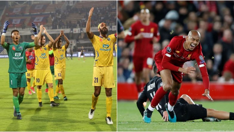 Kerala Blasters vs Atletico de Kolkata, ISL 2019 Live Streaming on Hotstar: Check Live Football Score, Watch Free Telecast of KBFC vs ATK in Indian Super League 6 on TV and Online