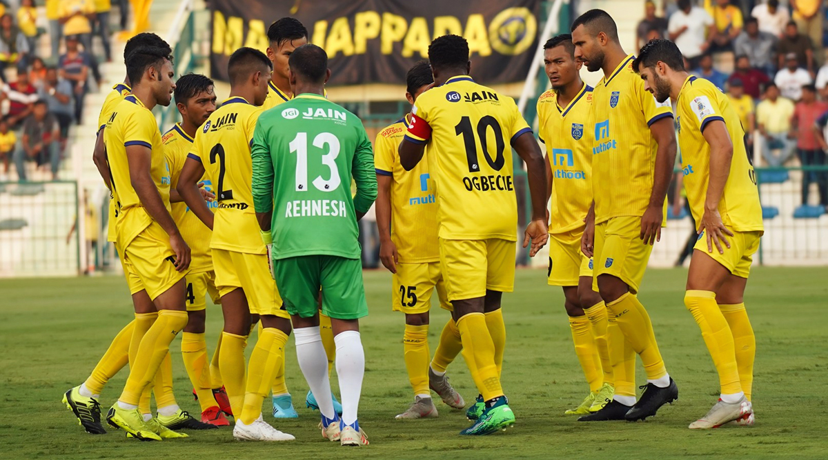 ISL 2019-20: Kerala Blasters Desperate for Win Against NorthEast United at Jawaharlal Nehru Stadium
