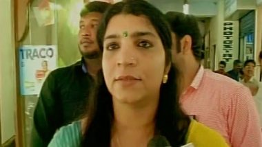 Kerala Solar Scam: Saritha Nair, Husband Biju Radhakrishnan Slapped With 3-Year Prison, Rs 10,000 Fine by Coimbatore Court