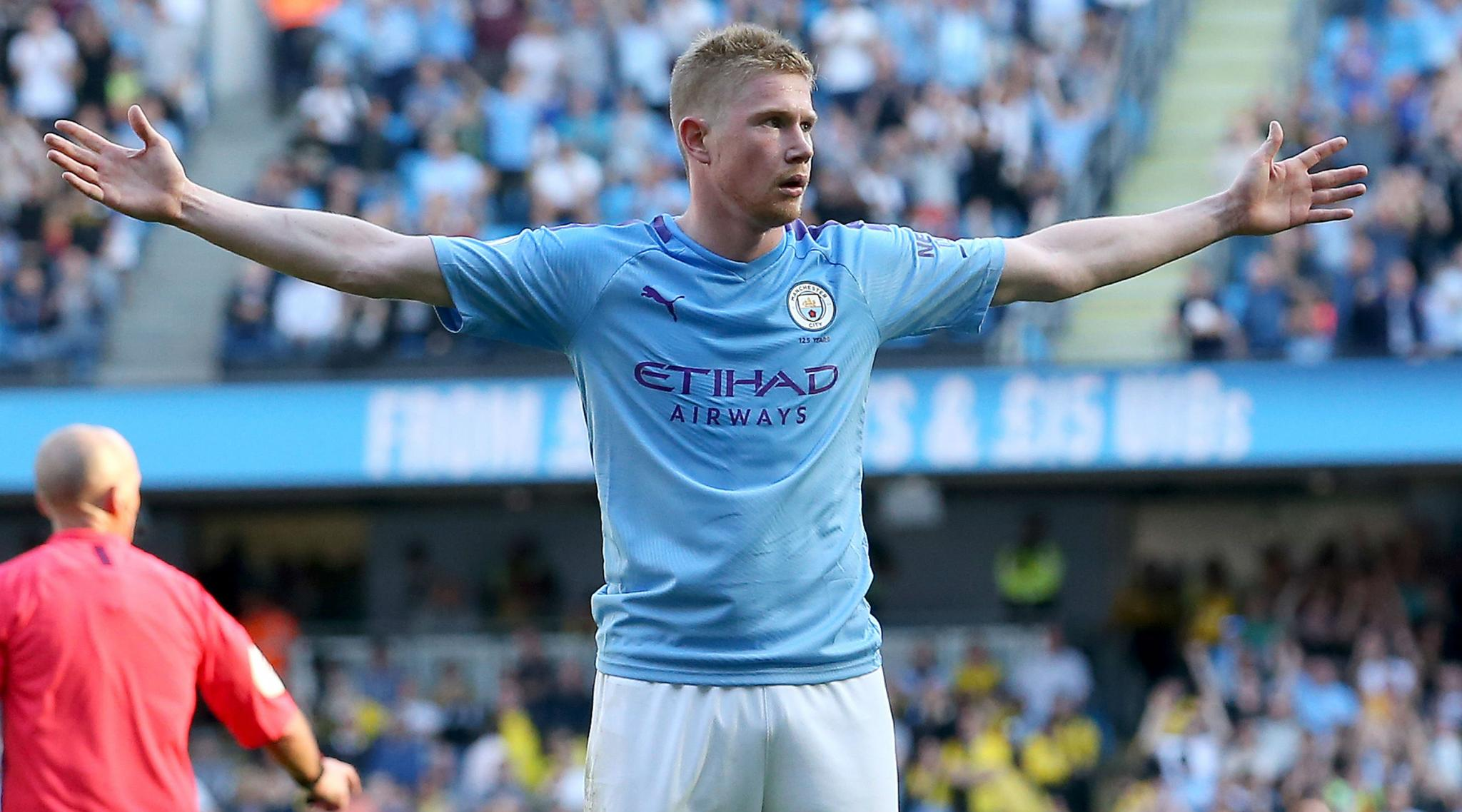 Euro 2020 Qualifiers: Manchester City Midfielder Kevin De ...