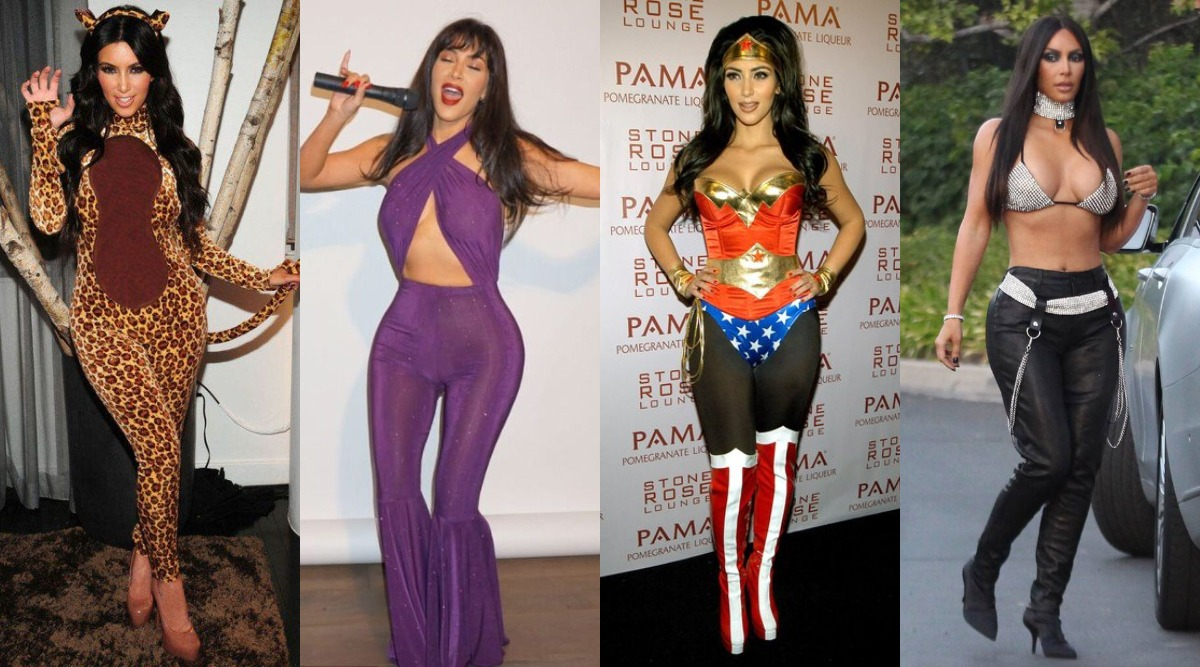 From Selena Quintanilla to Madonna, Iconic Celebs Kim Kardashian Turned Into for Halloween Over the Years!