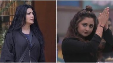 Bigg Boss 13 Day 14 Preview: Koena Mitra or Rashami Desai, Who Will Exit the Show Next? Vote Now