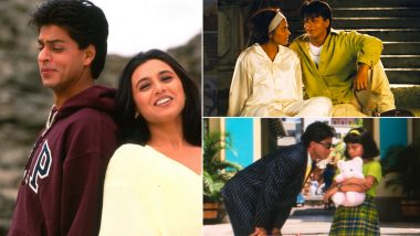 Kuch Kuch Hota Hai Completes 21 Years: Karan Johar Thanks Fans For Pouring Love on His Shah Rukh Khan-Kajol-Rani Mukerji Starrer Film