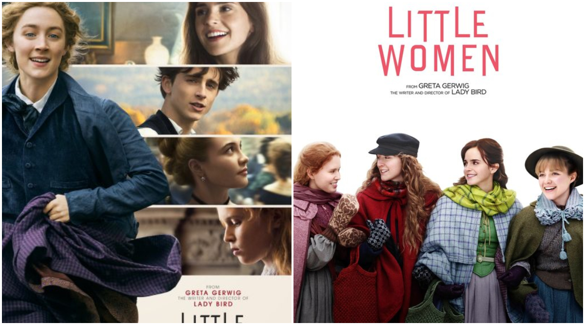 Little Women: Twitterati Troll Makers for Poor Design Work onNew Posters of theSaoirse Ronan, Emma Watson and Timothée Chalamet Starrer