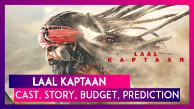 Laal Kaptaan: Cast, Story, Budget, Prediction, Music Of This Saif Ali Khan Starrer