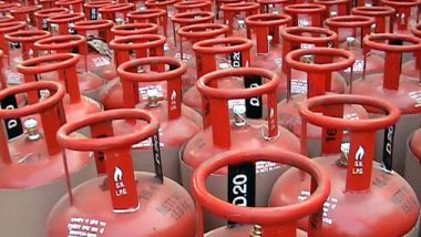 LPG Cylinder Price Hiked by Rs 15 Per 14 Kg, Non-Subsidised Cylinder to Cost Rs 605 in Delhi; Check Rates Here
