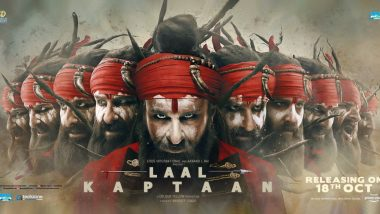 Laal Kaptaan Quick Movie Review: Saif Ali Khan's Revenge Drama Arouses Curiosity With Its Unusual Setting